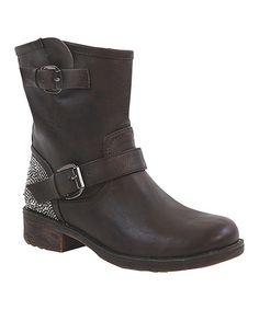 Love this Brown Richie Boot on #zulily! #zulilyfinds