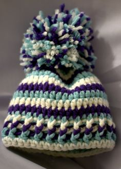 This week I have mostly been making hats. But not just any hats, My Boshi hats! I bought some My Boshi yarn from Hobbycraft in December when there was a 25% off everything sale. I'd seen it at the ...