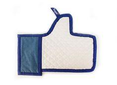 Facebook Like Button Oven mitt http://www.drlima.net