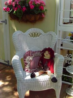 Pennys Vintage Home: Quick Decorating for Memorial DayI
