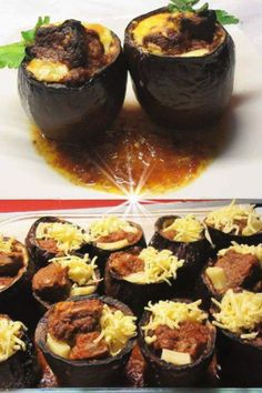 Canapes Recipes, Food To Make, Muffin, Food And Drink, Pudding, Cooking, Breakfast, Desserts, Foods