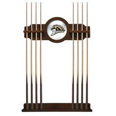 Western Michigan Broncos Eight Stick Pool Cue Rack - Navajo - $199.99