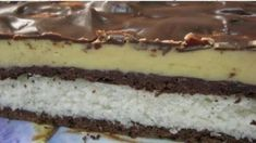 Dezerty Archives - Page 44 of 55 - Báječné recepty Nutella, New Recipes, Cookie Recipes, Baked Brie Appetizer, Sweet Cakes, Tiramisu, Deserts, Food And Drink, Yummy Food