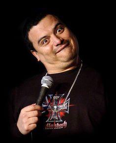 carlos mencia - he's hilarious - I miss his show! dee da dee