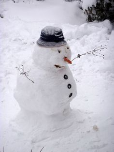 """The Snowman"" ~ photo by Andrewsteeleuk on Flickr"