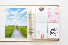 Project life - Hanbook Size by PaperInBloom at @studio_calico