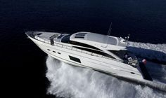 Princess V72 Yacht #yachtcancun
