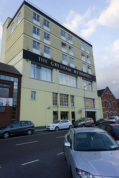 The Gresham Metropole Hotel    #Cork #Ireland