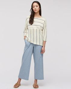 Women's Tops | Luxury Linen, Wool & Silk Tops | Jigsaw