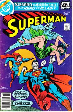 Superman 1939 1st Series 333  March 1979 Issue  DC by ViewObscura