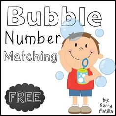 10 Best Bubble Numbers Images