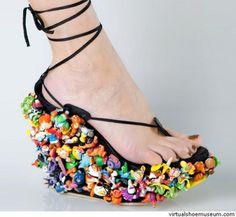 crazy high heel shoes for sale  AQUARIUM HEEL picture for: crazy