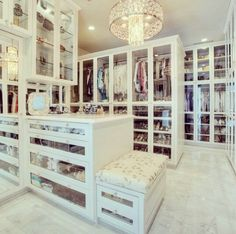#luxury #closet                                                                                                                                                                                 More