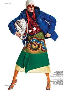 Editorial moda para Precious HK por Carlos Teixeira | Disparala Studio