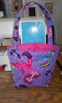 Handmade child size purse