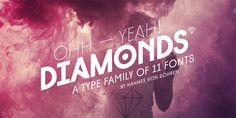 Diamonds - Webfont & Desktop font « MyFonts