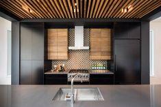 2006 beam detail custom black kitchen calgary inner city infill builder
