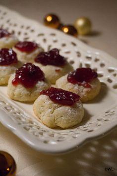 Biscotti di Natale con marmellata