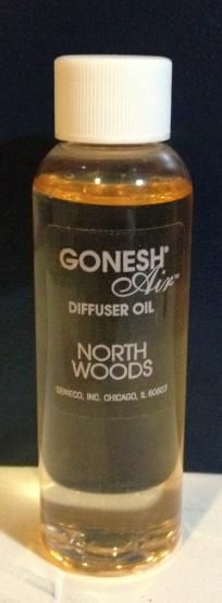 $7.00 Gonesh Air Diffuser Oil North Woods Set of 2