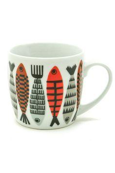Fishes Mug