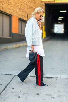 How To Wear The Athleisure Trend To The Office