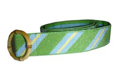 Needlepoint Belt Kit Stripes Make your Own with by StinaStitches, $58.50