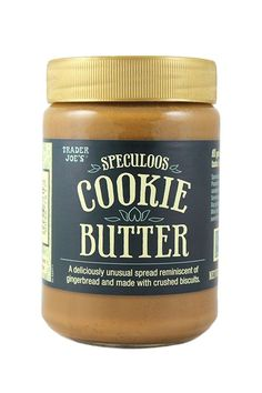 Favorite Overall: Speculoos Cookie ButterRunners-up:Mandarin Orange ChickenThe Trader Joe's CrewJoe's Diner Mac 'n CheeseUnexpected Cheddar Cheese #refinery29 http://www.refinery29.com/2016/01/100574/trader-joes-most-popular-products-2015#slide-3