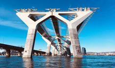 2017 Construction du nouveau Pont Champlain