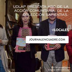 Revista Encuadre » UDLAP presenta ABC de la Acción Comunitaria, de la colección Sapientias