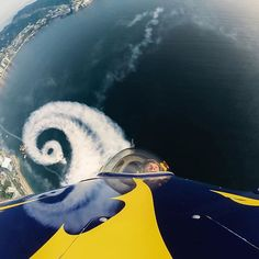 #Repost @gopro  The one and only @KirbyChamblissleaves his mark above Rio using HERO4 Session. Learn more about GoPro's newest camera at http://ift.tt/1J0hPVX #HERO4Session#DangerZone #armorx