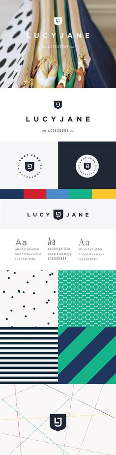 New work! Brand Reveal / Lucy Jane - Grit & Wit : Grit & Wit