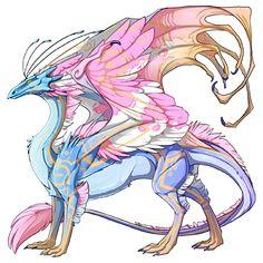 Flight Rising-Sabien, son of Merlin/Ene