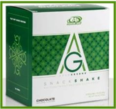 AdvoGreens Snack Shake...With 13 grams of plant protein six grams of fiber added prebiotics probiotics and digestive enzymes this chocolate-flavored plant-based shake will help keep you satisfied and support your digestive health.