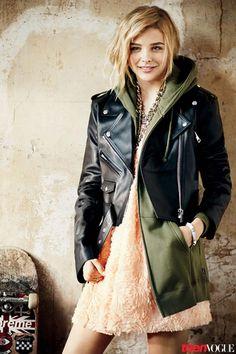 Chloe Grace Moretz Looks Like Carrie In TeenVogue - StyleF chloe-moretz-teen-vogue-2013.jpg (620×930)
