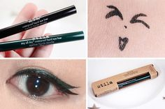 Stila Stay All Day Waterproof Liquid Eye Liner for I-Just-Swam-30-Laps-And-My-Eyeliner-Is-Perfect staying power. | 26 Holy Grail Beauty Products That Are Worth Every Penny