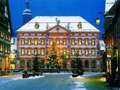 Advent Calendar House, Gengenbach, Germany
