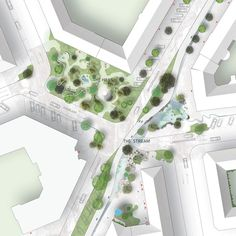 Copenhagen - The architects and local government hope the scheme will become a model for green urban planning and a showcase for climate adaptation technology.