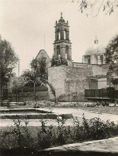 Templo y plaza de San Juan