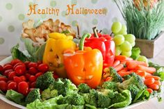 Recipe: Halloween Recipes / a healthy halloween party - tableFEAST