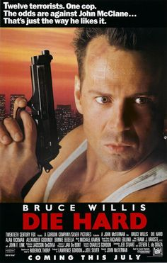 """BOW DOWN AND """"DIE HARD""""! - https://johnrieber.com/2016/12/19/3-reasons-die-hard-is-the-greatest-christmas-movie-ever/"""