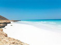 Isola di Socotra in Yemen