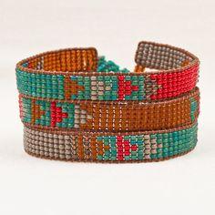 Triple Strand Arrow Bracelet **Altiplano