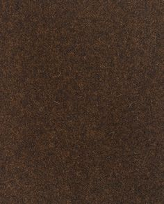 Earth Wool Fabric 100% Wool fabric in dark chocolate. Suitable for severe domestic and contract use.