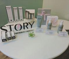Story Seoul Skincare featured at a  special event in Bangkok, Thailand.