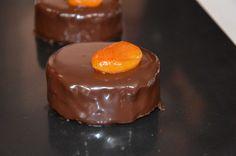Le gâteau Sacher de notre chef Jonathan Blot. #GDMR