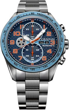 Graham Watch Silverstone RS Racing Pre-Order #add-content #basel-17 #bezel-fixed #bracelet-strap-steel #brand-graham #case-material-steel #case-width-46mm #chronograph-yes #date-yes #day-yes #delivery-timescale-call-us #dial-colour-blue #gender-mens #limited-code #luxury #movement-automatic #new-product-yes #official-stockist-for-graham-watches #packaging-graham-watch-packaging #pre-order #pre-order-date-30-03-2017 #preorder-march #sihh-geneve-2017 #style-sports #subcat-silverstone…