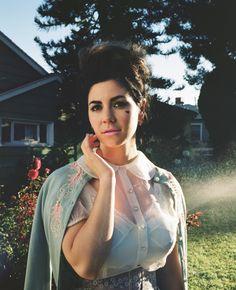 Marina and the Diamonds for FOAM Magazine! on Fashion Served