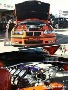 BMW LS1 W/CONVERSION