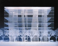 Berenice, Toyo Ito, Sendai, Architecture Design, Ryue Nishizawa, Office  Interiors, Blog, Ps, Japan