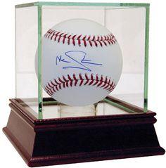 Rickey Henderson MLB Baseball w/ MVP' Insc.Baseball legend Rickey Henderson personally hand-signed this MLB Baseball and inscribed it 90 MVP. Mlb, Don Larsen, Sandy Koufax, Baseball Gear, Baseball Pitching, Baseball Records, Dodgers Baseball, Reds Baseball, Baseball Gifts
